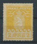 Grönlanti 1919 - Pak 5B - Käyttämätön
