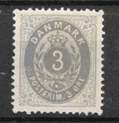 Danemark 1875 - AFA 22a - Neuf avec charniere