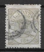 Danemark 1864 - AFA 15x - Oblitéré