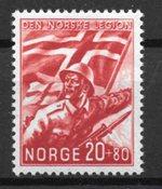 Norvège 1941 - AFA 230 - Neuf avec charniere