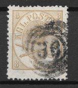 Danemark 1864 - AFA 14 - Oblitéré