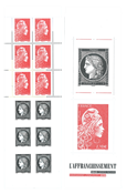 France - Expo Ceres 2019 - Mint booklet