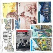 Fransk Andorra - Frimærkepakke - Postfrisk