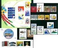 Europa, diverse lande - Frimærkepakke - Postfrisk