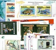 Congo - Paquet de timbres  - Neuf
