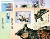 Elfenbenskysten - Frimærkepakke - Postfrisk