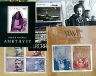 Ghana - Paquet de timbres  - Neuf