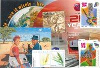 Namibie - Paquet de timbres  - Neuf