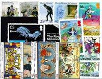 Ascension - Paquet de timbres  - Neuf