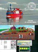 Terres Australes et Antarctiques Françaises - Paquet de timbres  - Neuf
