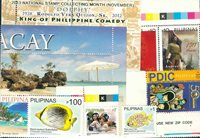 Philippines -  Paquet de timbres - Neufs