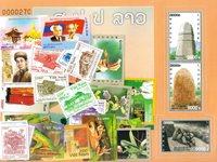 Laos, Vietnam -  Paquet de timbres - Neufs