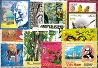 Cambodia, Laos, Vietnam - Frimærkepakke - Postfrisk