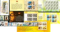 Inde -  Paquet de timbres - Neufs