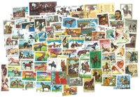 Heste - 100 forskellige
