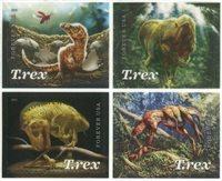 USA - Tyrannosaurus Rex - Postituore nelilö