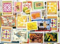 Ranskan Polynesia - Postituore kaksoiskappale-erä