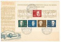 Allemagne 1959 - Michel bloc 2 - EPJ