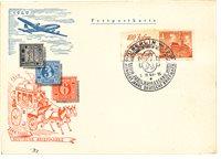 Tyskland/Berlin 1949 - Michel 43 - FDC