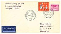 Allemagne/Berlin 1956 -   - FFC