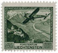 Liechtenstein 1930 - Michel 112 - Neuf