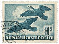 Østrig 1953 - Michel 985 - Stemplet