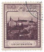 Liechtenstein 1930 - Michel 104 - Oblitéré
