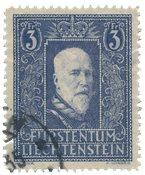 Liechtenstein 1933 - Michel 141 - Stemplet