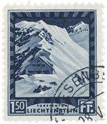 Liechtenstein 1930 - Michel 106 - Oblitéré