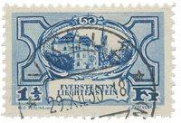 Liechtenstein 1925 - Michel 71 - Stemplet