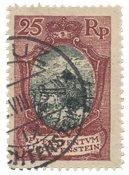 Liechtenstein 1921 - Michel 54b - Stemplet