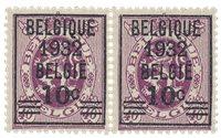 Belgique 1932 - OBP 333 - Neuf