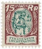 Liechtenstein 1924 - Michel 69 - Postfrisk
