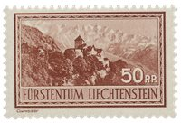Liechtenstein 1934 - Michel 135 - Postfrisk