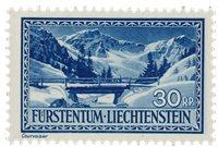Liechtenstein 1934 - Michel 132 - Postfrisk