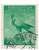 Liechtenstein 1934 - Michel 147 - Stemplet