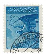 Liechtenstein 1934 - Michel 146 - Stemplet