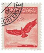 Liechtenstein 1934 - Michel 145 - Oblitéré