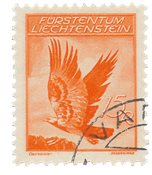 Liechtenstein 1934 - Michel 144 - Stemplet