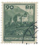 Liechtenstein 1933 - Michel 120 - Stemplet