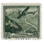 Liechtenstein 1930 - Michel 112 - Oblitéré