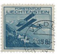Liechtenstein 1930 - Michel 111 - Oblitéré
