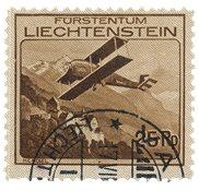 Liechtenstein 1930 - Michel 110 - Oblitéré