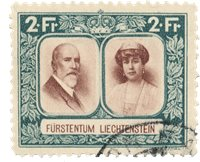 Liechtenstein 1930 - Michel 107 - Oblitéré