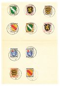 Zones allemandes (1945-1949) 1945/1946 - Michel 1/10 - Oblitéré