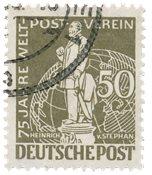 Allemagne/Berlin 1949 - Michel 38 - Oblitéré