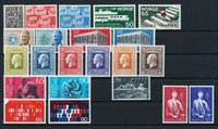 Norway - Year set 1969 complete - Mint