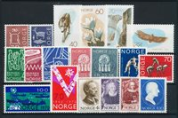 Norway - Year set 1970 complete - Mint