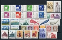 Norway - Year set 1978 complete - Mint