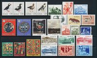 Norway - Year set 1981 complete - Mint